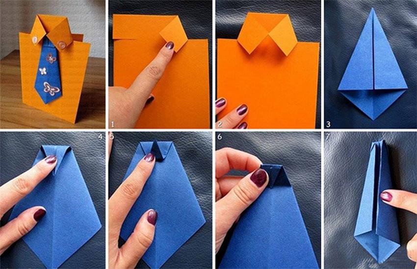 Подарки на 23 февраля своими руками с инструкциями